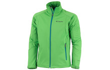 Columbia Men's Tectonic Access Softshell fuse green